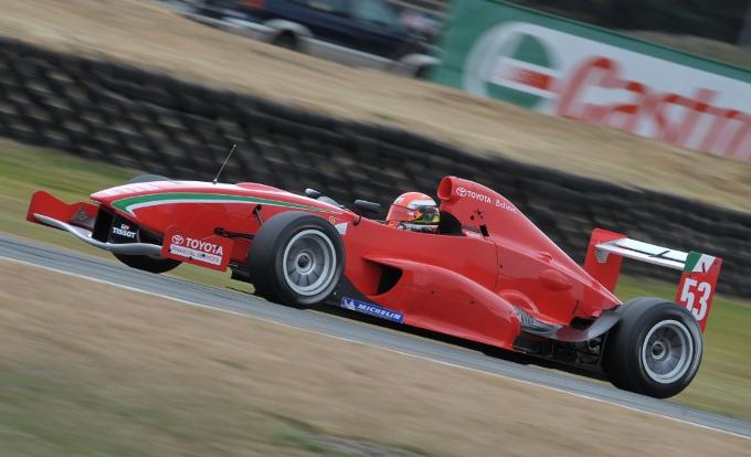 Ferrari Driver Academy: Marciello al debutto nella Toyota Racing Series