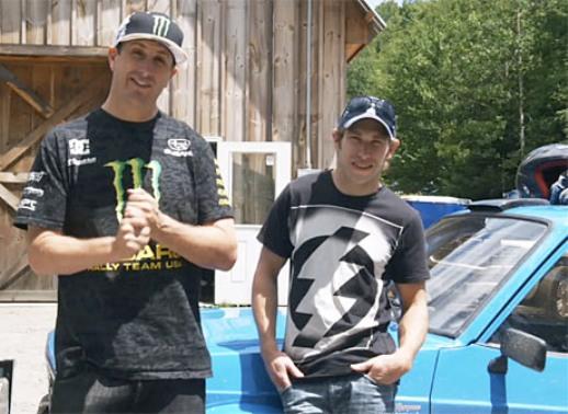 WRC – Block e Atkinson in Messico con la Ford