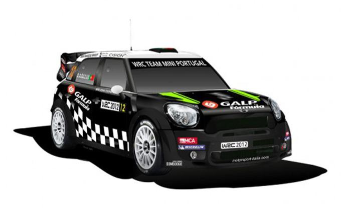 La nuova avventura Mini nel WRC