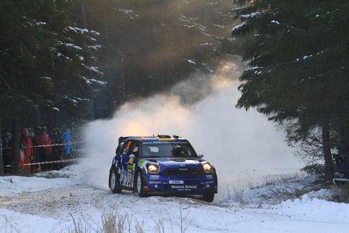 WRC – Nuova sigla per la Prodrive