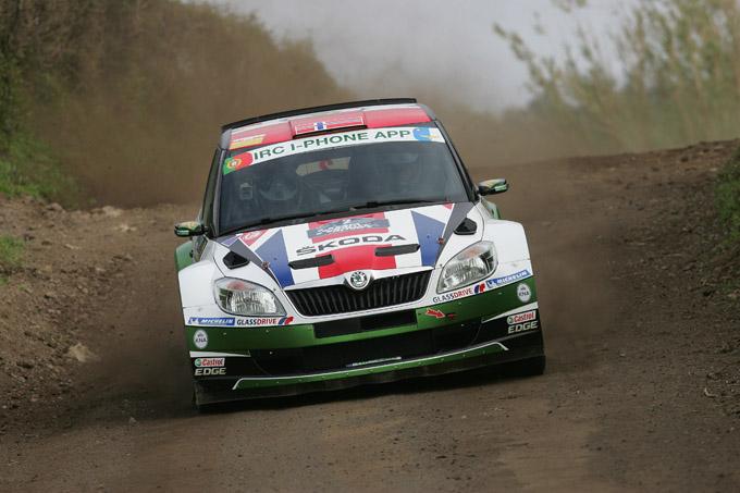 IRC – Mikkelsen domina la prima giornata del Rally delle Azzorre