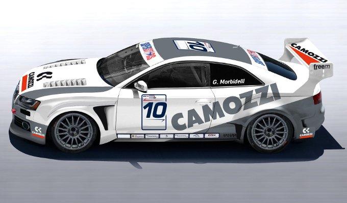 Audi si affida alla RS5 per la International Superstars Series
