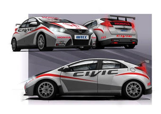 WTCC: nuova avventura per la Honda
