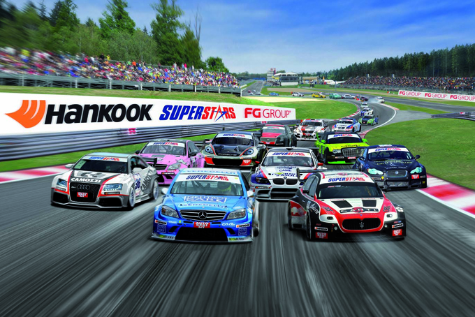 Hankook scende in pista per le Serie Superstars