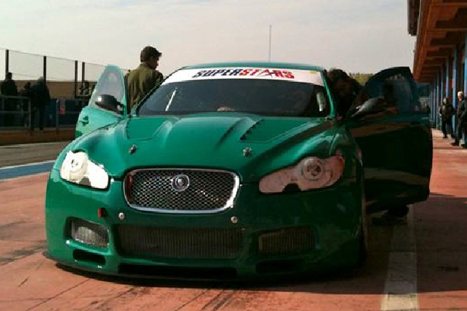 International Superstars Series – Ok Chevrolet, Jaguar e Mercedes