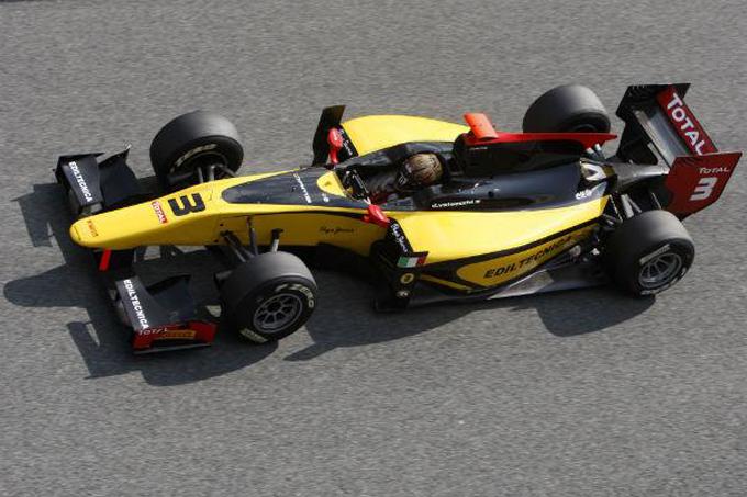 GP2 – Valsecchi cala il tris a Jerez