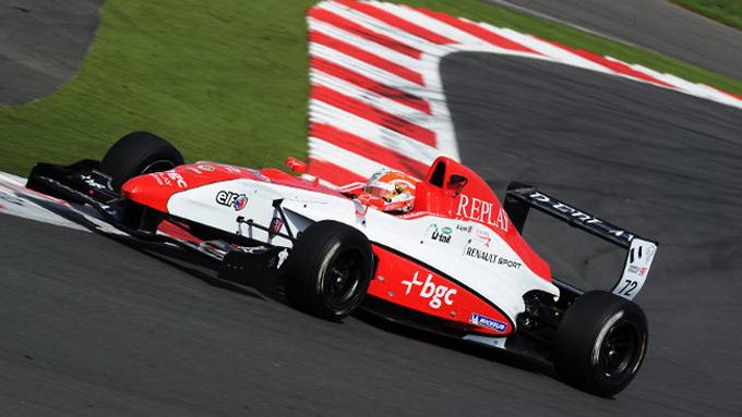 F3 – Alex Lynn finisce alla grande