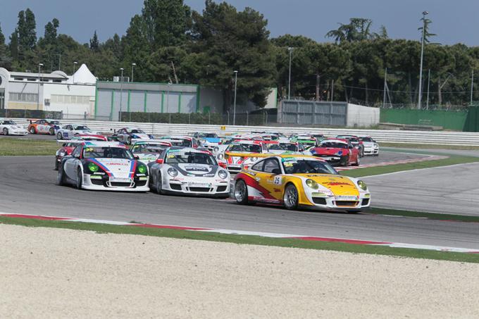 Targa Tricolore Porsche: inizia il conto alla rovescia!