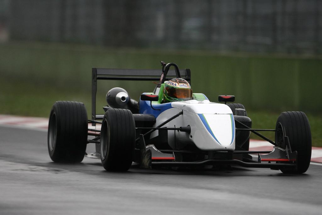 F3 italiana – Nicholas Latifi pronto a partire per Valencia