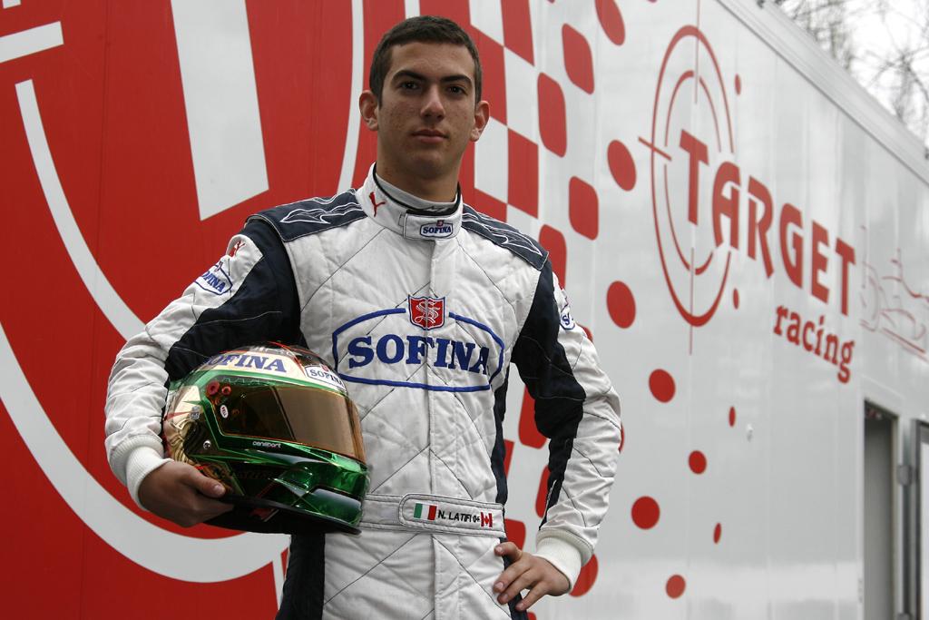 Nicholas Latifi firma con BVM Target e si prepara per l'Italian Formula 3 European Series