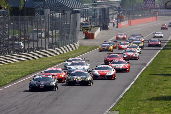 International GTSprint Series – Due Ferrari F430 per la scuderia Baldini