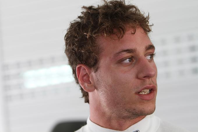 GP2 – Barcellona si tinge d'azzurro con Fabrizio Crestani