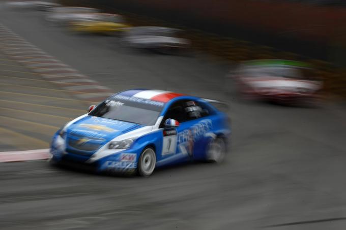 WTCC – Nei test comandano Muller e le Chevrolet