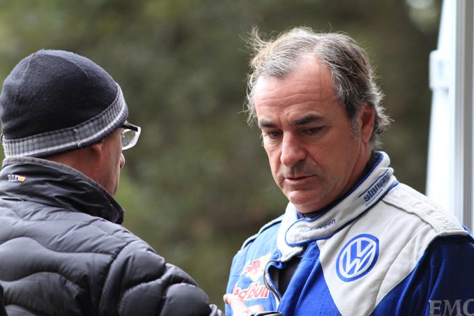 WRC – Test in Spagna per Sainz e Ogier