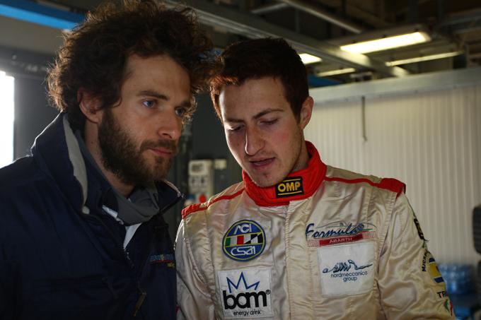 GP3 – Antonio Spavone alla Trident Racing