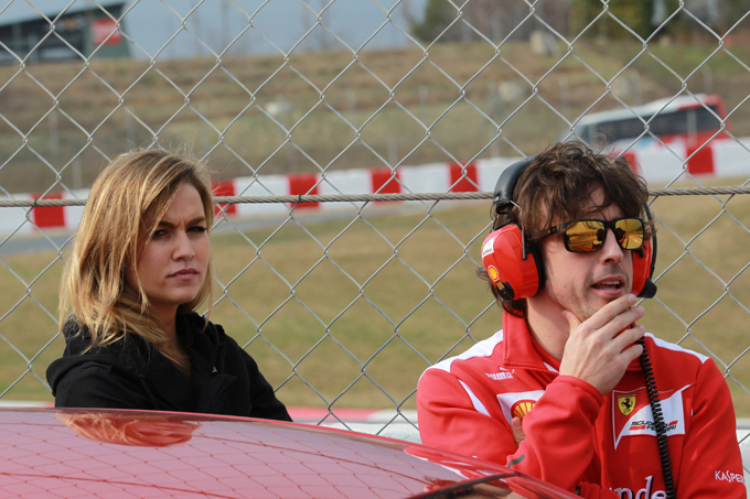 GP3 – E' arrivato il turno di Carmen Jorda