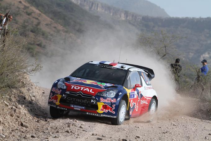 WRC – In Messico domina sempre Loeb