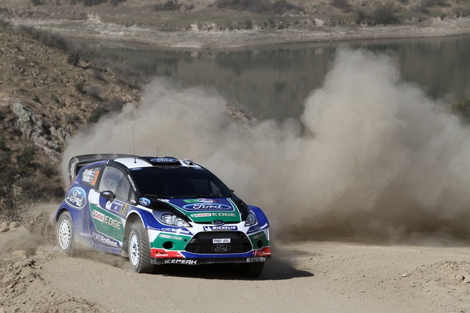 WRC – Rally del Portogallo, la pole è di Latvala