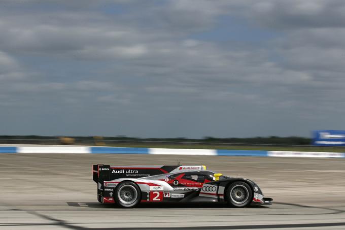 12 Ore di Sebring – Come da pronostico, Audi regina