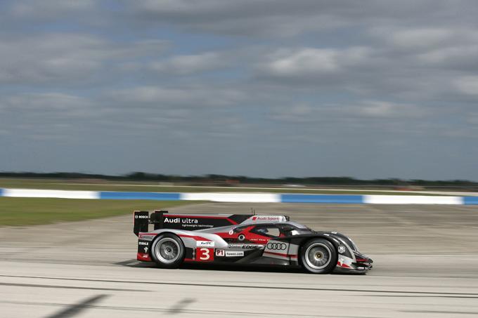 12 Ore di Sebring – Le libere dicono Audi