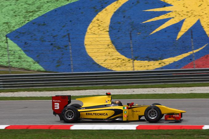 GP2 – La prima pole è di Davide Valsecchi