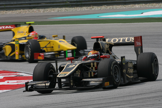 GP 2 – Doppietta Lotus in Gara 2