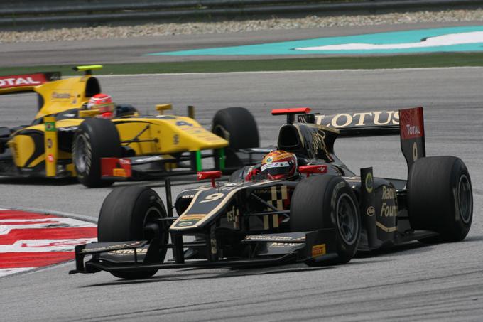 GP 2 – Doppietta Lotus in Gara 2