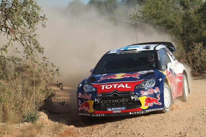 WRC – Rally del Portogallo, Hirvonen comanda, Solberg tenta la rimonta