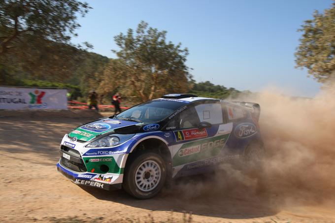 WRC – Rally del Portogallo, saranno bagnate tre speciali