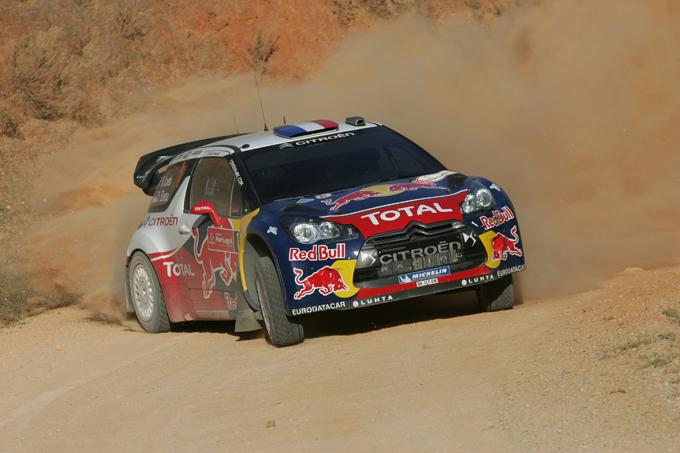 WRC – Rally del Portogallo, Latvala comanda, Loeb ko