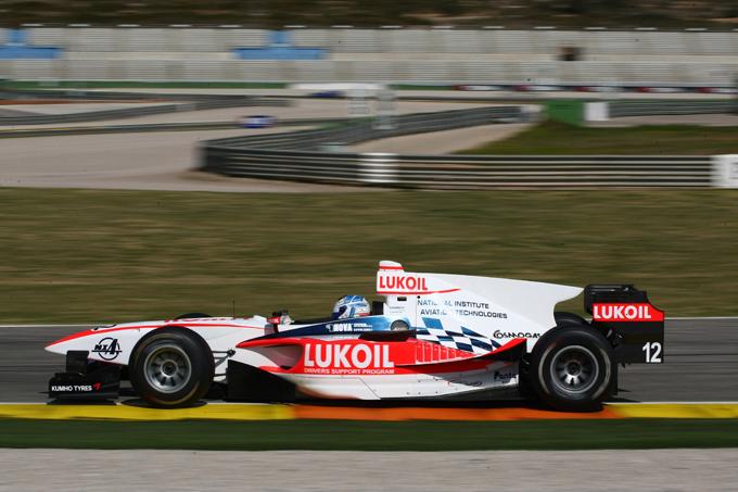 Auto GP World Series – Gara 1, Sirotkin vince davanti a Quaife-Hobbs