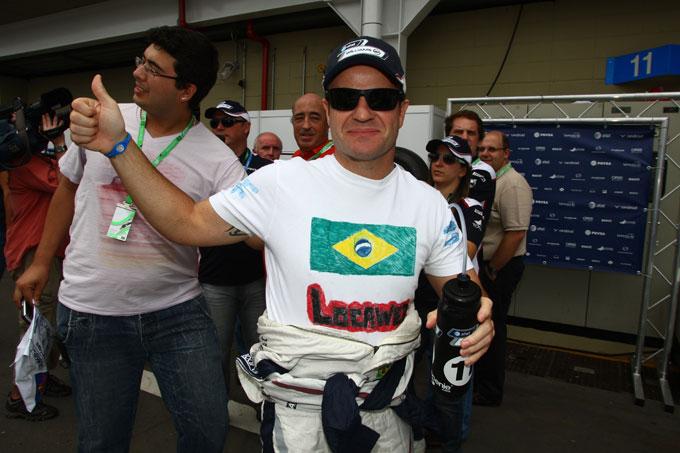 Indycar – UFFICIALE: Barrichello alla KV Racing Technology