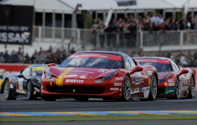 Il Ferrari Challenge Europa riparte da Monza