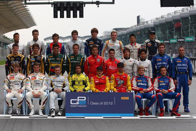 GP2 – Le IMMAGINI della gara di Sepang