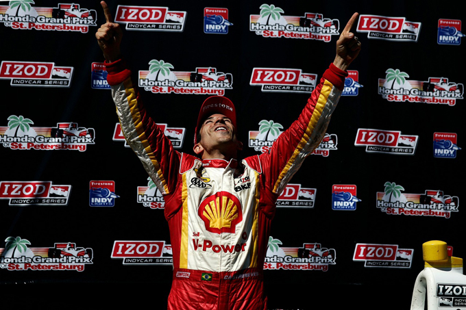 Indycar – Tutte le IMMAGINI della gara di St. Petersburg