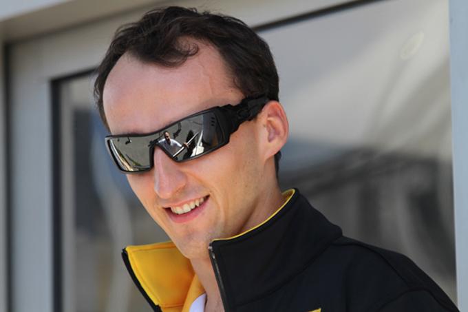 WRC – Robert Kubica torna in pista