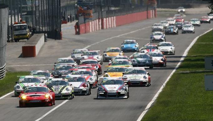 Tutto pronto per la stagione 2012 della Targa Tricolore Porsche