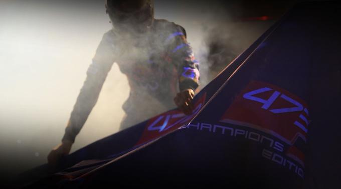 Anteprima a Milano della Red Bull 473 Champions Edition