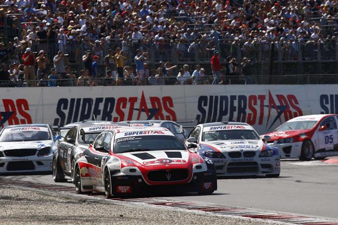 Superstars Series – Lo spettacolo inizia a Monza