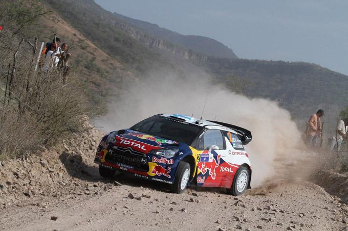 WRC – Le foto più belle del Rally del Messico