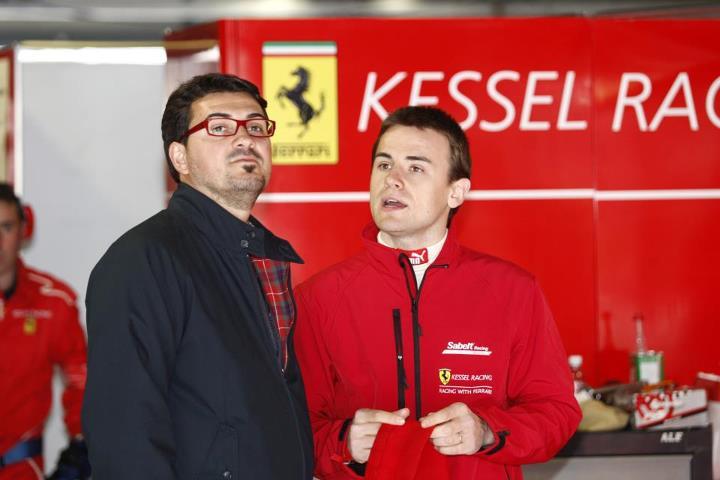 Davide Rigon sfiora il podio a Monza