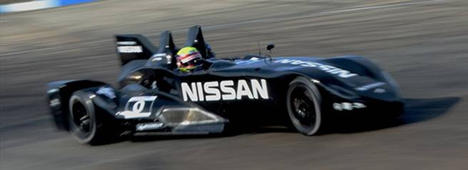 Nissan Deltawing: in Europa per i test