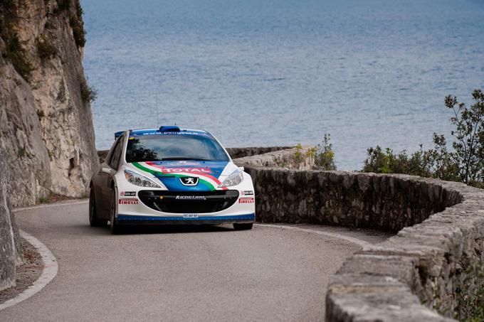 Andreucci lotta ma il Rally 1000 Miglia lo vince Basso