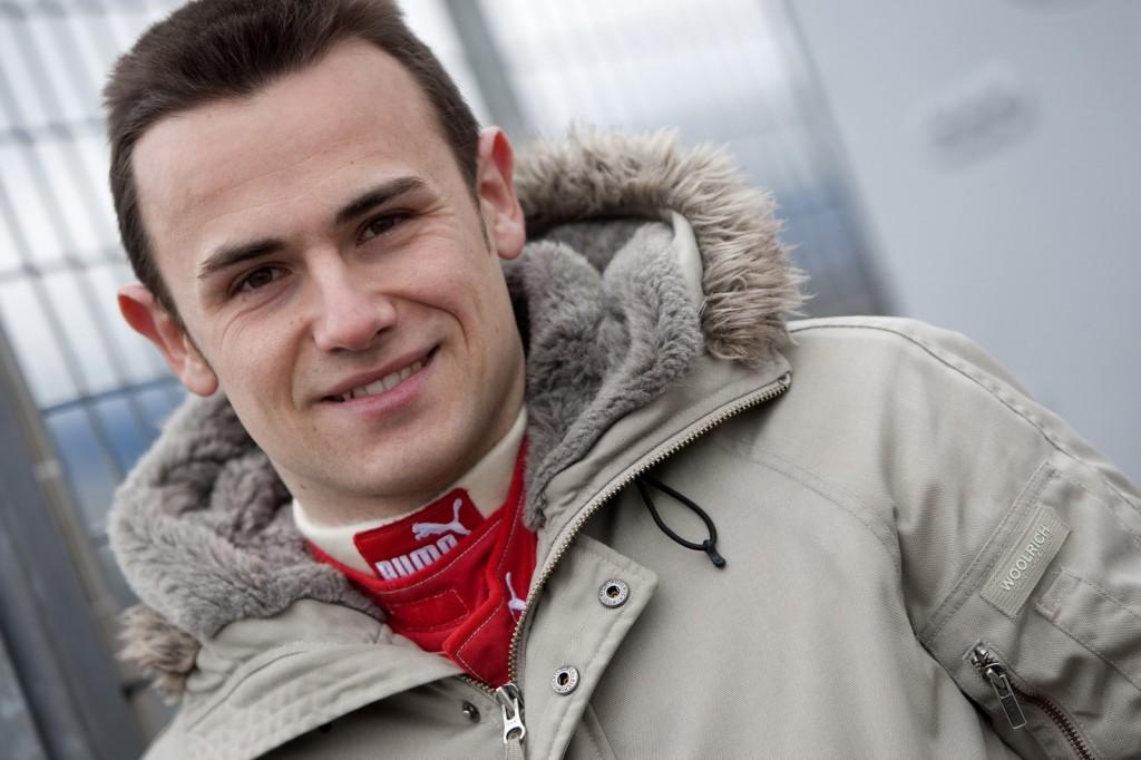 Davide Rigon con Kessel Racing nella Blancpain GT Endurance Series