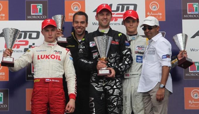 Auto GP World Series – Gara 2 è di Chris Van Der Drift
