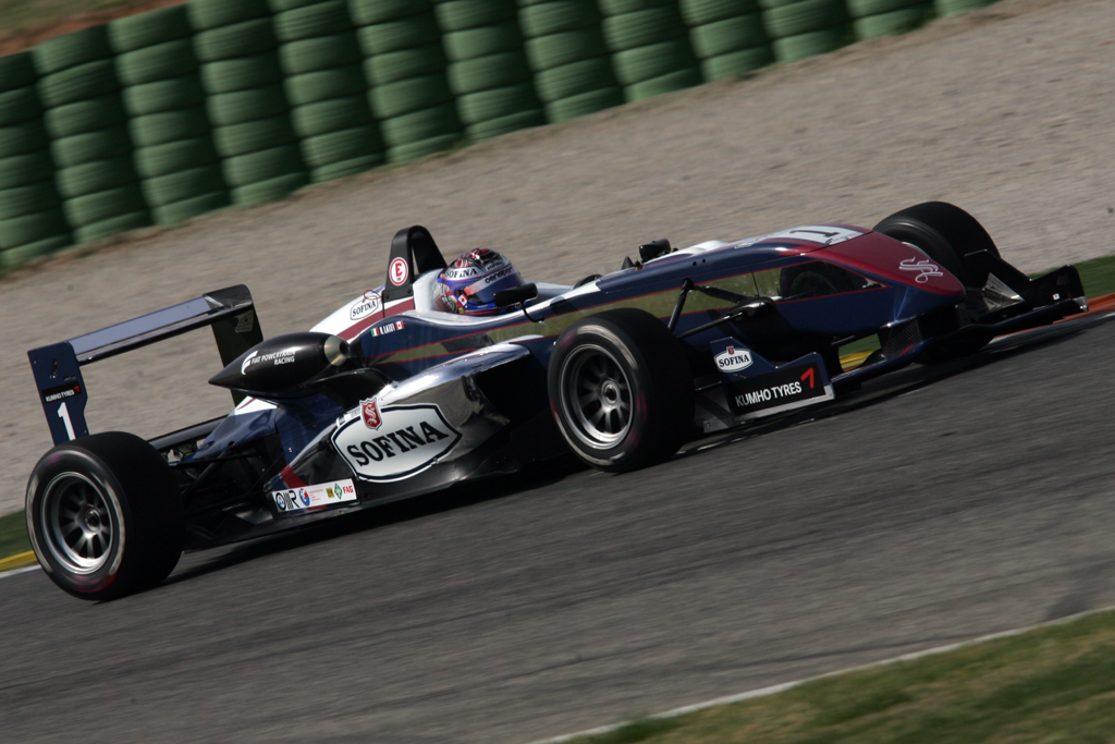 F.3 – Nicholas Latifi pronto per il secondo round di Budapest