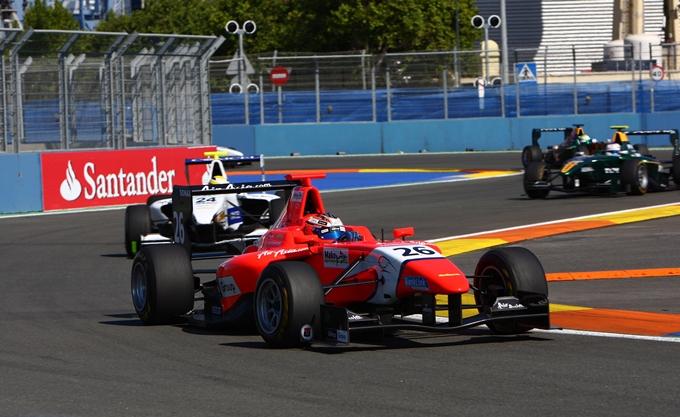 GP3 – Mitch Evans chiude al top a Silverstone