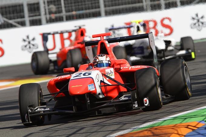 GP3 – La MW Arden comanda a Silverstone