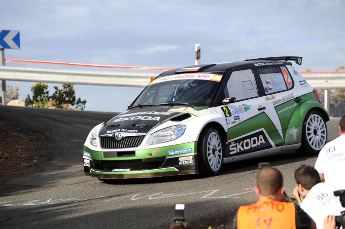 IRC – Rally d'Irlanda, Kopecký si aggiudica la Titanic Super Special Stage