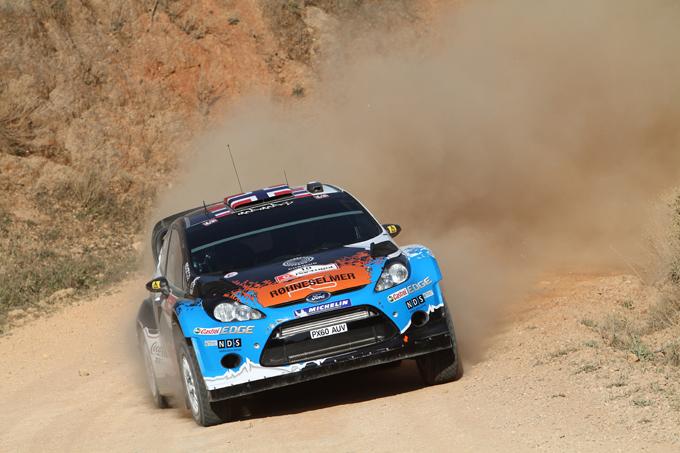 WRC – Hirvonen squalificato, in Portogallo vince Ostberg